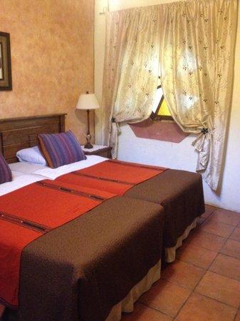 Hotel Palacio Chico 1850 : Our room