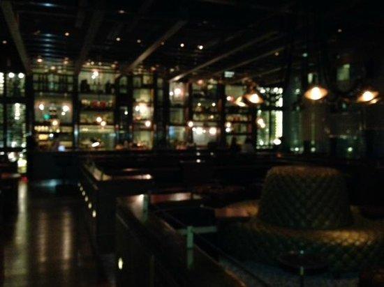 Jing An Shangri-La, West Shanghai: 1515 Bar