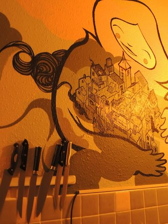 Global Village: Random Art
