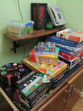 Global Village: Board games for every taste