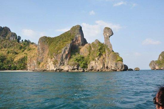Krabi Sunset Cruises : Chicken island