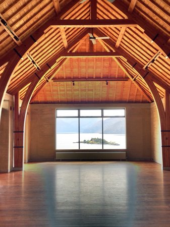Rippon Vineyard: Function room, available for hire