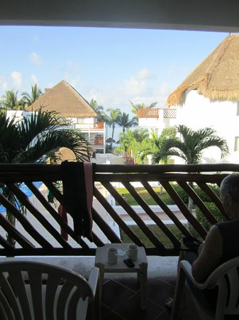 Sunscape Sabor Cozumel: View from room