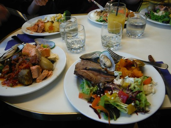 Doubtful Sound: the feast
