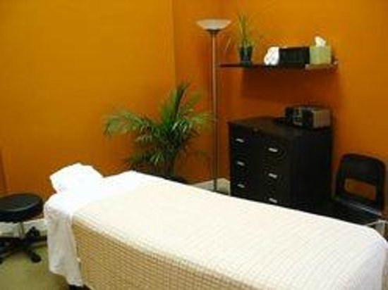 South Pasadena, Kalifornien: Massage Room