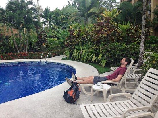 Hotel Magic Mountain: pool