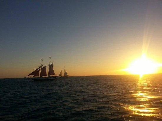 Fury Water Adventures Key West : beautiful view