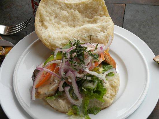 La Taverne du Pecheur: un manjar!!!!