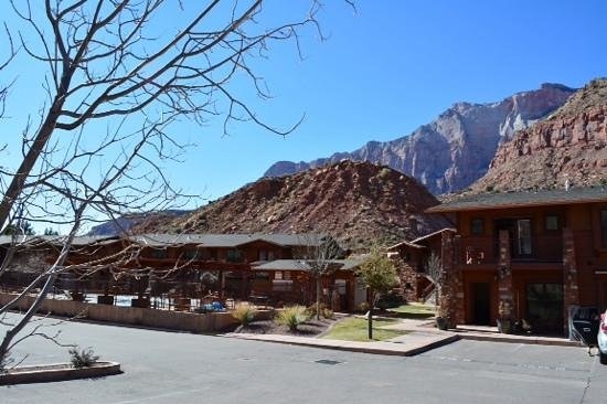 Cable Mountain Lodge: lodge