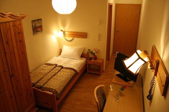 Gasthof Sonne: einzelzimmer