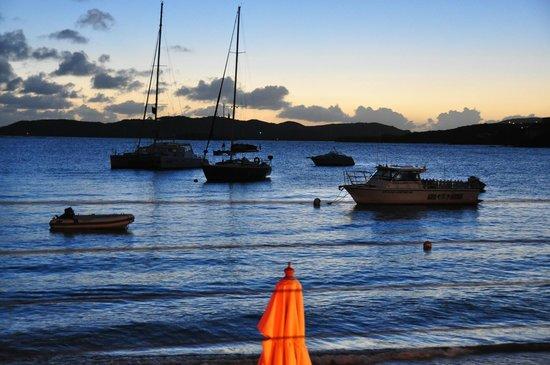Sunset Grille - Secret Harbour Resort : Sunset Grille - Sunset View