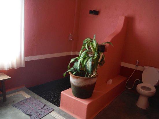 PinkCoco Bali : salle de bain