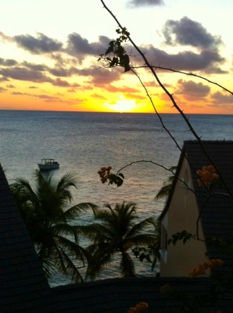 BodyHoliday Saint Lucia: From our balcony