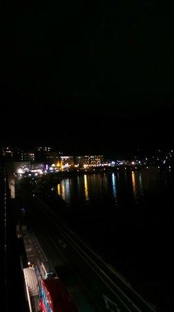 Tominoko Hotel: night view
