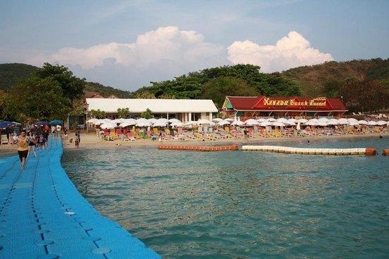 Xanadu Beach Resort 46 6 7 Updated 2018 Room Prices Reviews Ko Lan Thailand Tripadvisor