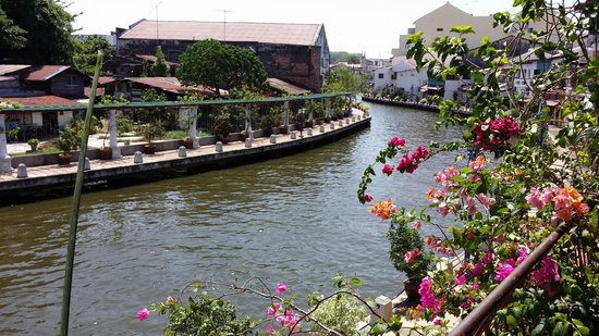 River View Guest House : 阳台的景观1