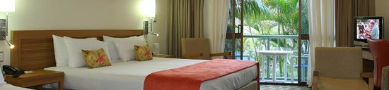 Quality Hotel Mermaid Waters: very comfortable