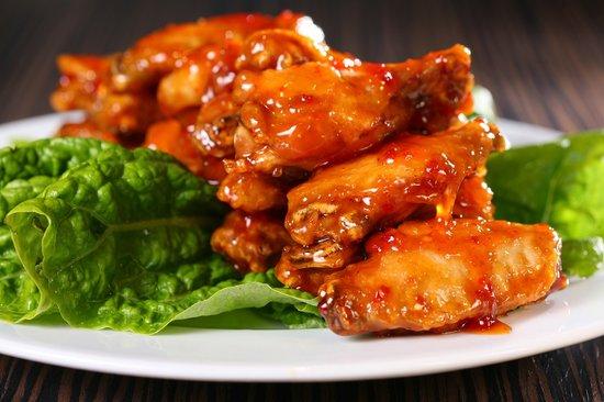 Park Avenue Restaurant Lounge: Wings