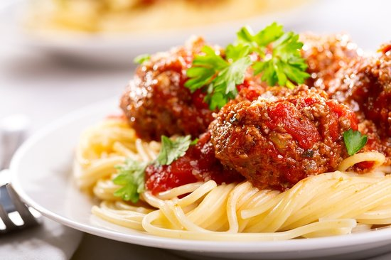 Park Avenue Restaurant Lounge: Pasta