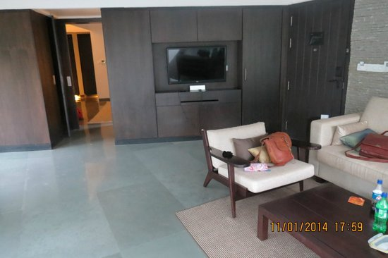 Hilton Shillim Estate Retreat & Spa : common area
