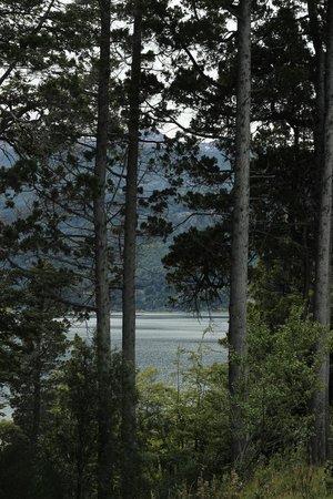 Hosteria Futalaufquen: vista