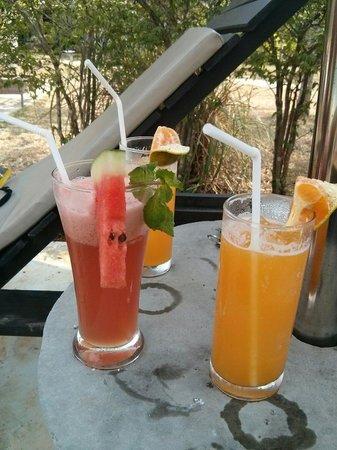 Krabi Aquamarine Resort : Cócteles