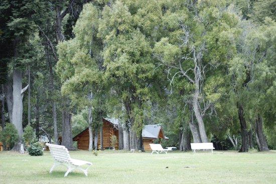 Hosteria Futalaufquen: cabaña