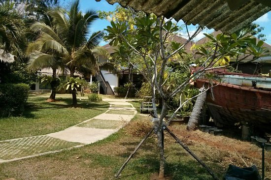 Krabi Aquamarine Resort : Saliendo