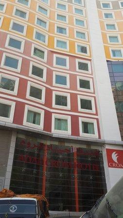Ajyad Crom Hotel