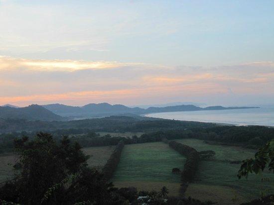 Cristal Azul : Sunrise view