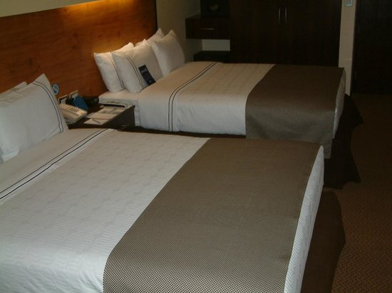 Sonesta Hotel Cusco: COMFORTABLE BEDS