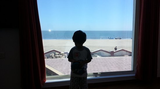 Sugati Beach Resort: My kid