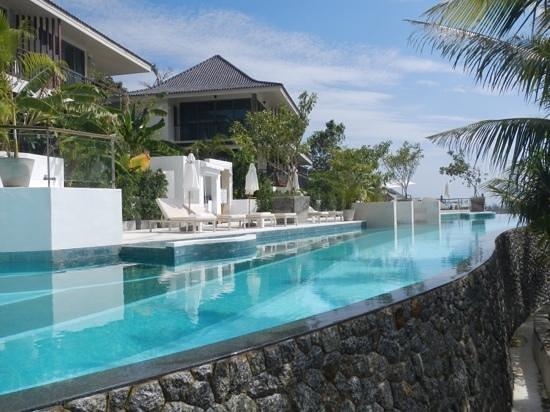 Mandarava Resort and Spa : une des trois piscine