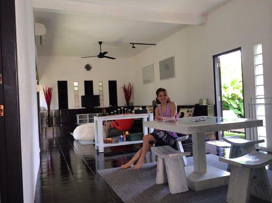 Rumah Dua Tiga: とてもリラックスが出来て神聖な気持ちになれて、