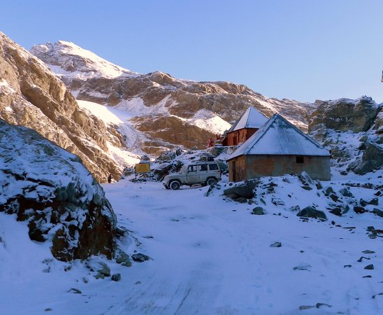 Dalhousie, India: sach pass top
