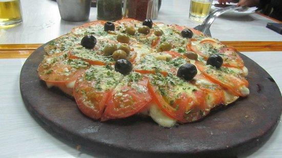 El Cuartito : la mejor pizza!