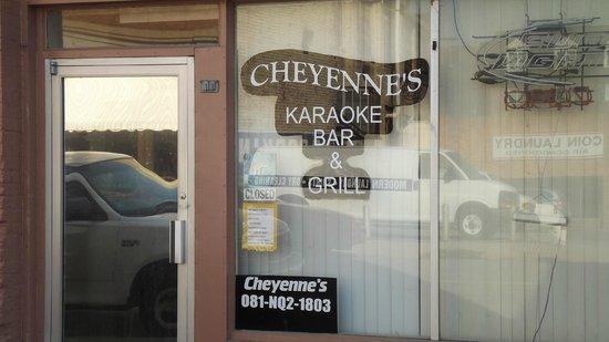 Cheyenne's Karaoke Bar & Grill