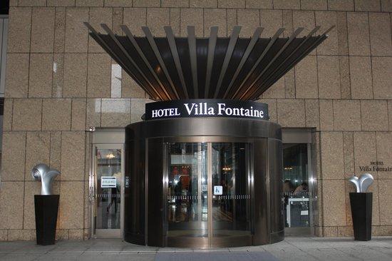 Hotel Villa Fontaine Roppongi : Отель