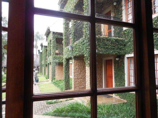 Hippo Hollow Country Estate: vue sur les chambres