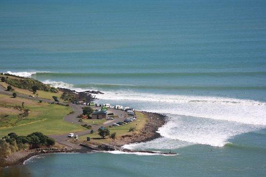 Raglan Scenic Tours: Manu Bay