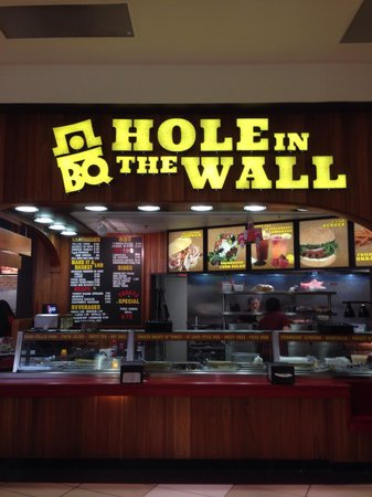 Hole In The Wall Barbecue