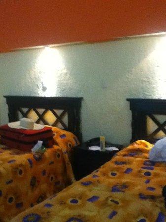 Hotel Hacienda de Castilla: Habitaciones limpias