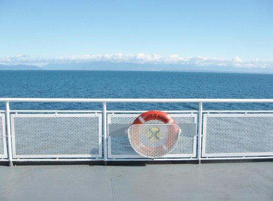 BC Ferries: Queen of Alberni