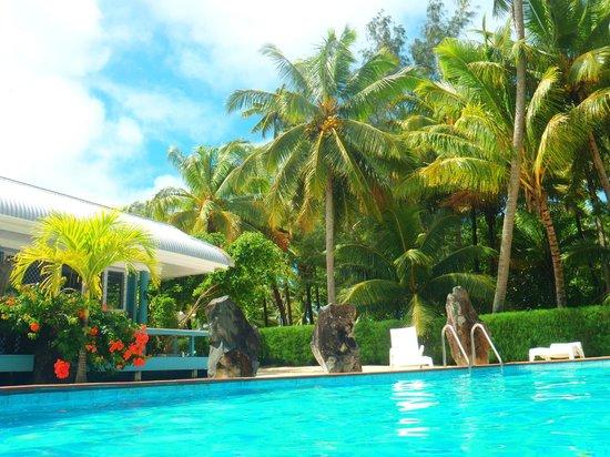 Sunhaven Beach Bungalows : Pool