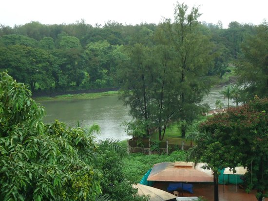 Khanvel Resort: View from Room