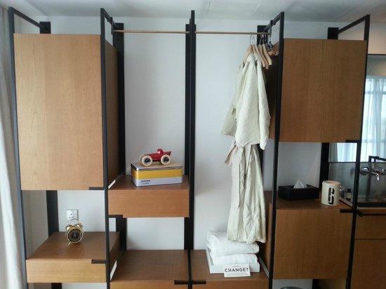 Sleeping area - Foto van Residence G Hong Kong (by Hotel G), Hongkong ...
