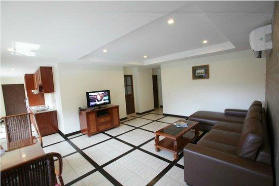 Nova Park Hotel Pattaya: Two Bedroom Suite