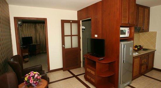 Nova Park Hotel Pattaya: One Bedroom Suites