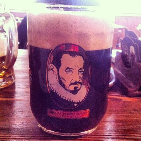 Pivnice Dacicky : Пиво