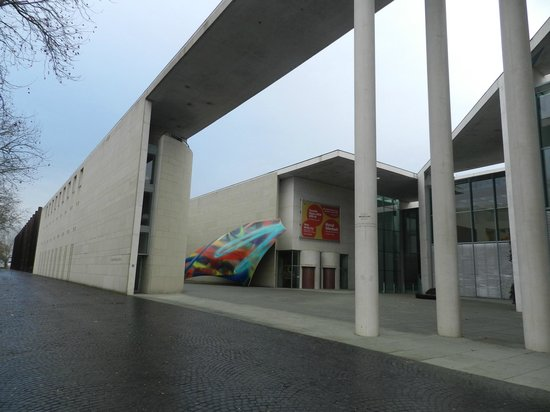 Kunstmuseum Bonn: Музей